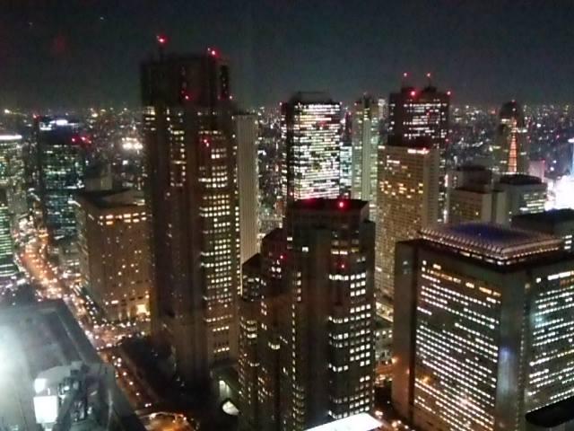新宿夜景52階