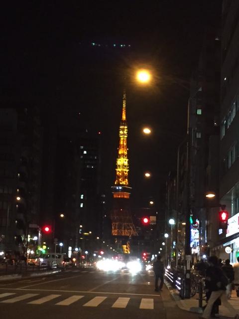 東京タワー杏子