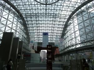 金沢駅表玄関